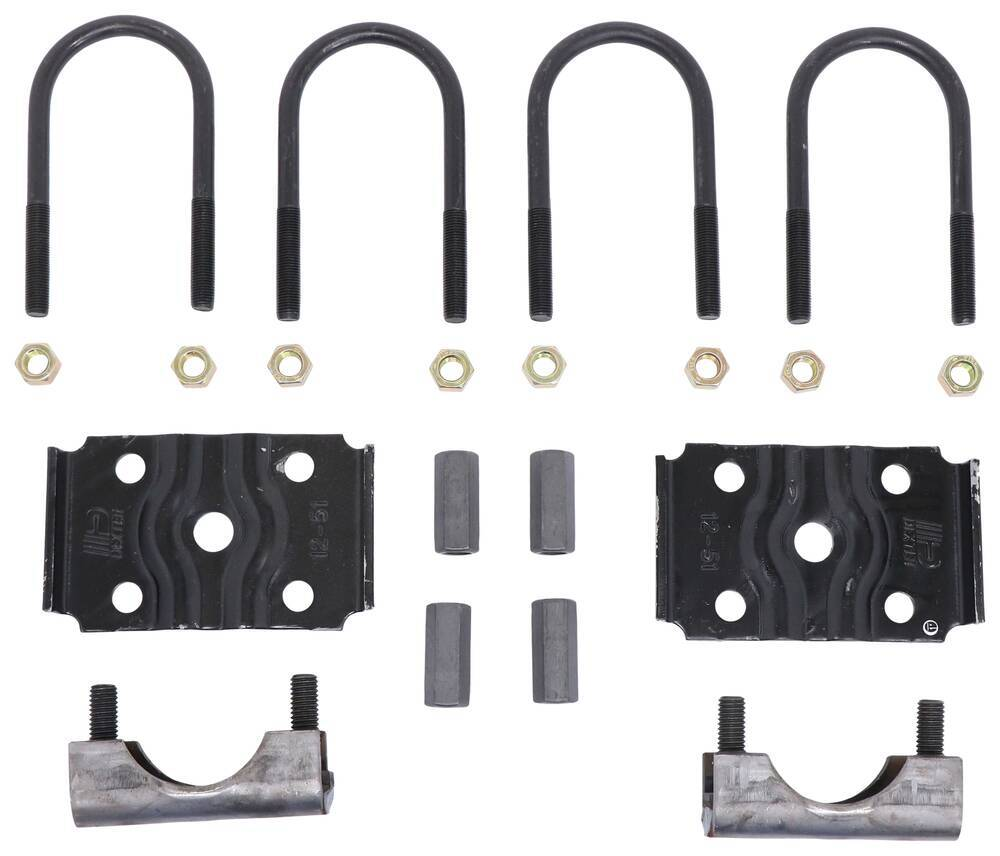 Dexter Trailer Springs Over-Under Conversion Kit Alignment and Lift Kits,Lift Kit K71-384-00