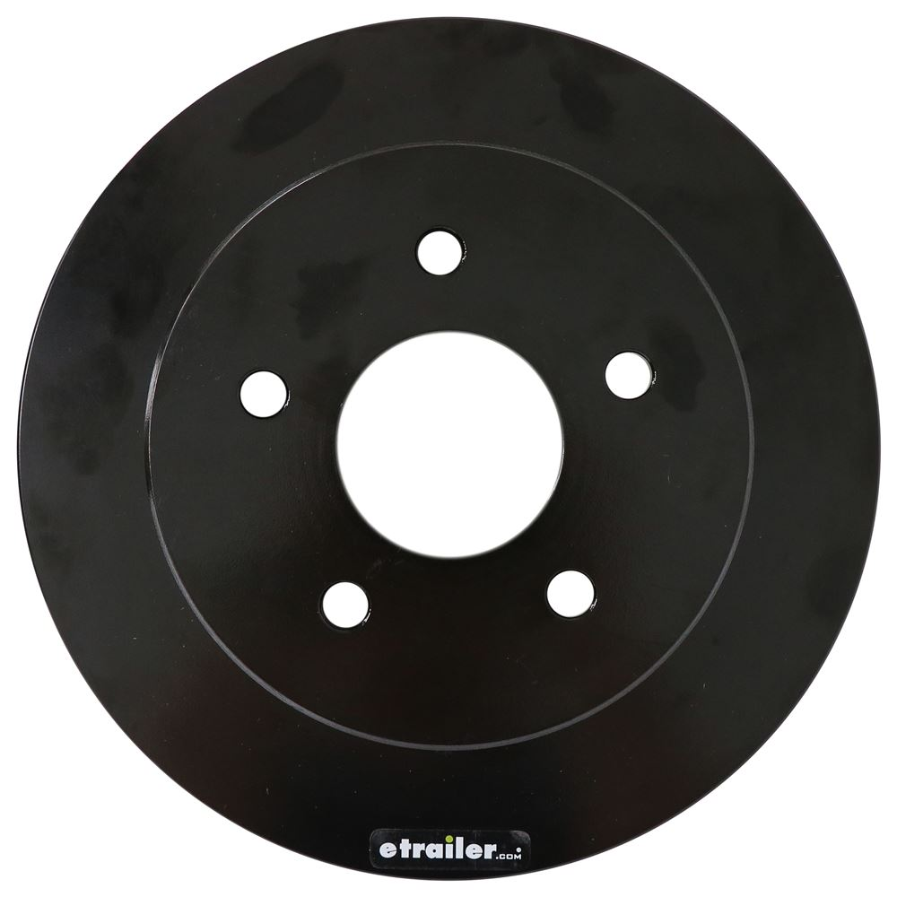 "Replacement 10"" Rotor for Dexter Disc Brakes - 5 on 4-1/2 - E-Coat - 3,500 lbs 3500 lbs K71-626-00"