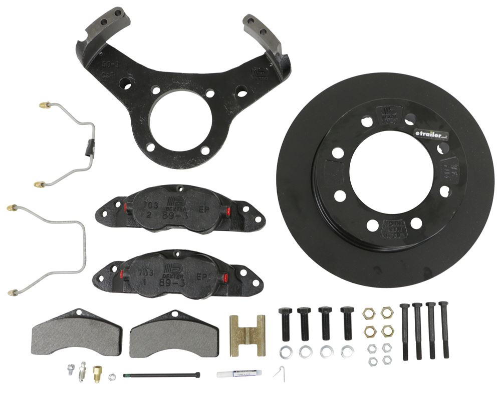 K71-635-00 - LH,RH Dexter Axle Accessories and Parts