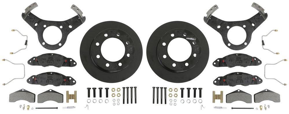 Trailer Brakes K71-646-2 - 16 Inch Wheel,16-1/2 Inch Wheel,17 Inch Wheel - Dexter Axle