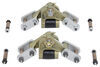 Dexter E-Z Flex Suspension Kit - Double-Eye Springs - Tandem Axle - 6,000 lbs 5-5/8 Inch Long K71-652-00