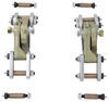 dexter axle trailer leaf spring suspension equalizers 5-5/8 inch long