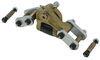 dexter axle trailer leaf spring suspension equalizers double eye springs e-z flex kit - double-eye tandem 6 000 lbs
