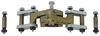 K71-652-00 - Tandem Axle Dexter Axle Trailer Leaf Spring Suspension