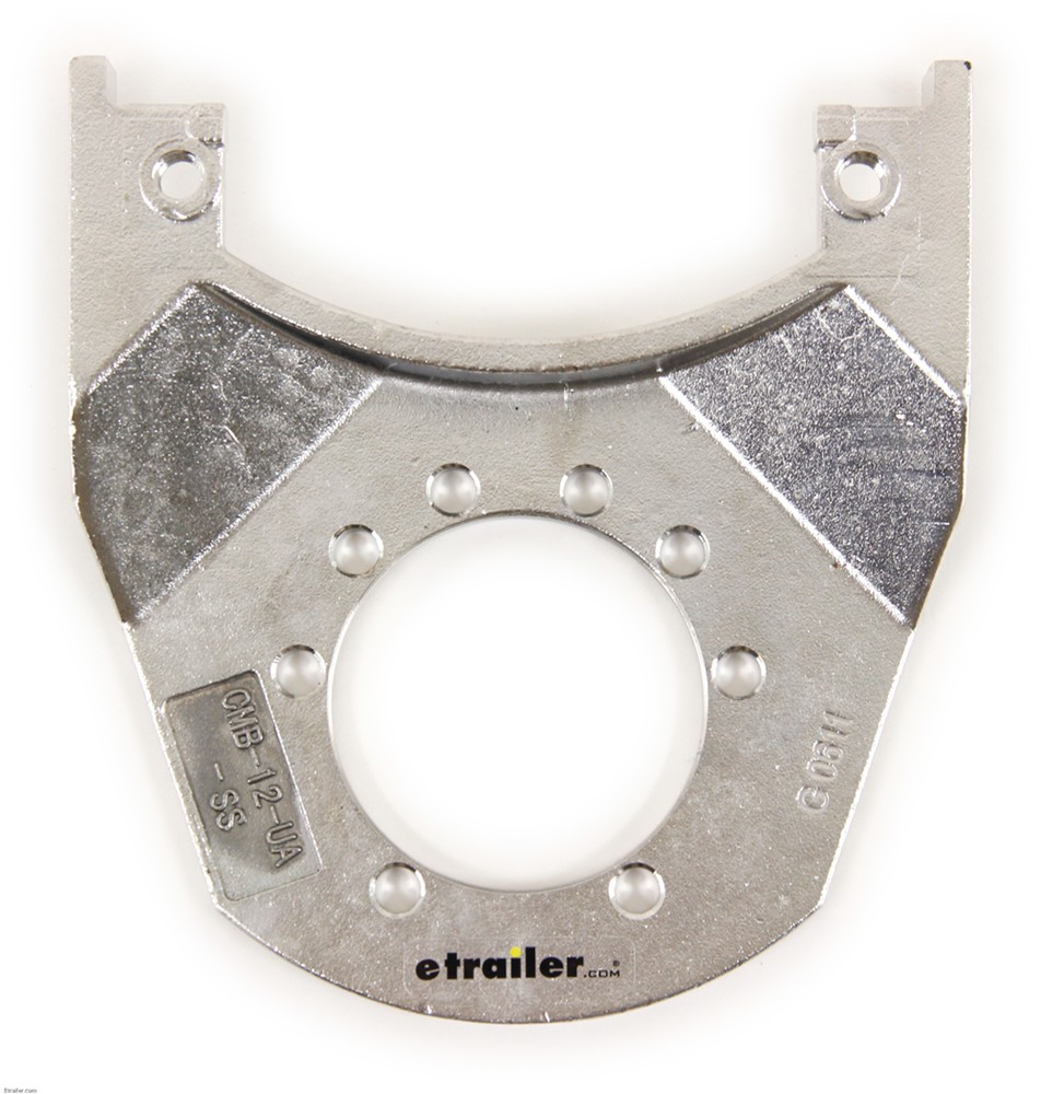 Replacement Mounting Bracket for Kodiak Disc Brake Caliper - Stainless Steel - 5,200 lbs - 6,000 lbs Caliper Parts,Hardware KCMB12S
