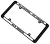 #1 Hunting, #2 Fishing, #3 Beer License Plate Frame Hunting and Fishing KD4001