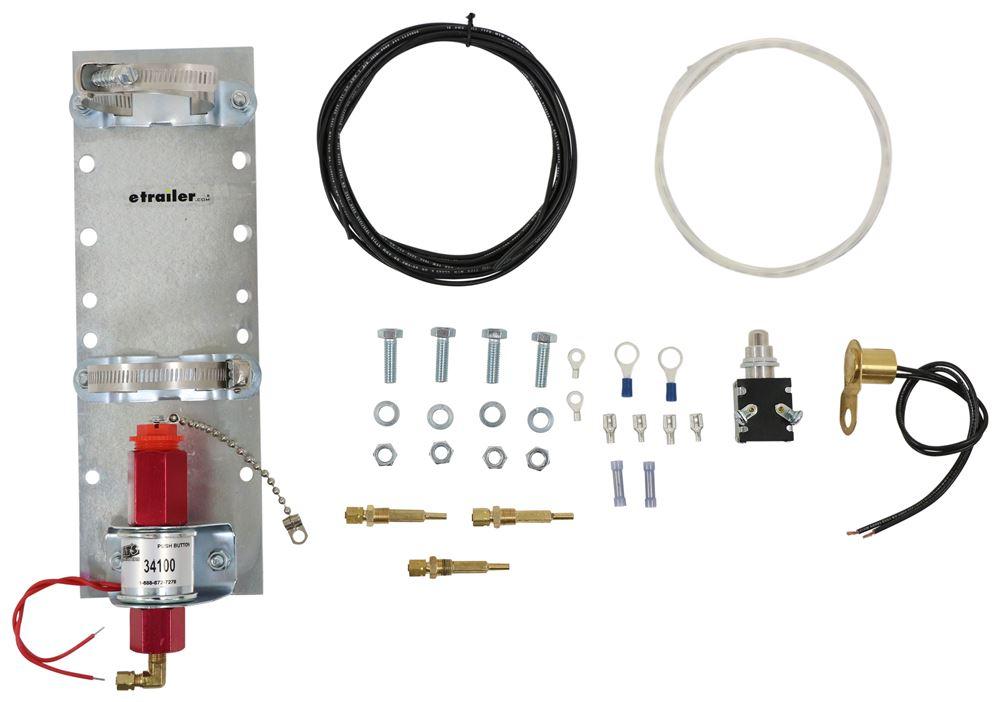 Kats Heaters Vehicle Heaters - KH34100