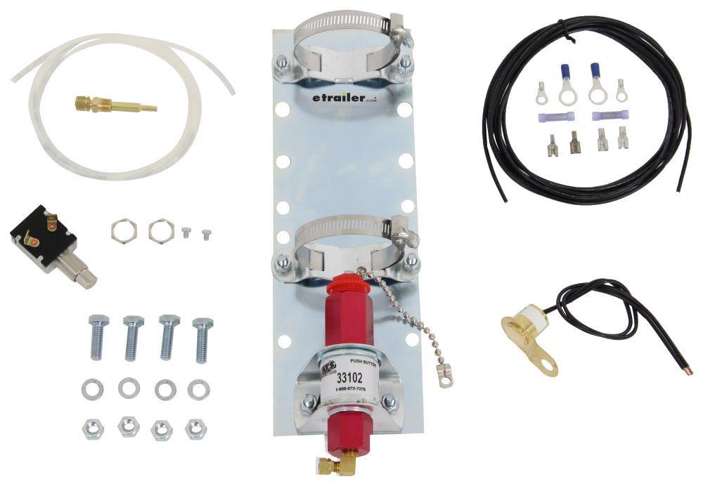 KH34112 - 24 Volt Kats Heaters Fluid Injection Starter