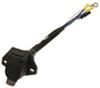 custer wiring single-function adapter 4 flat kit-7p-4