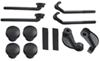 longview accessories and parts  replacement hardware kit for ctm4000 ctm1600 towing mirror