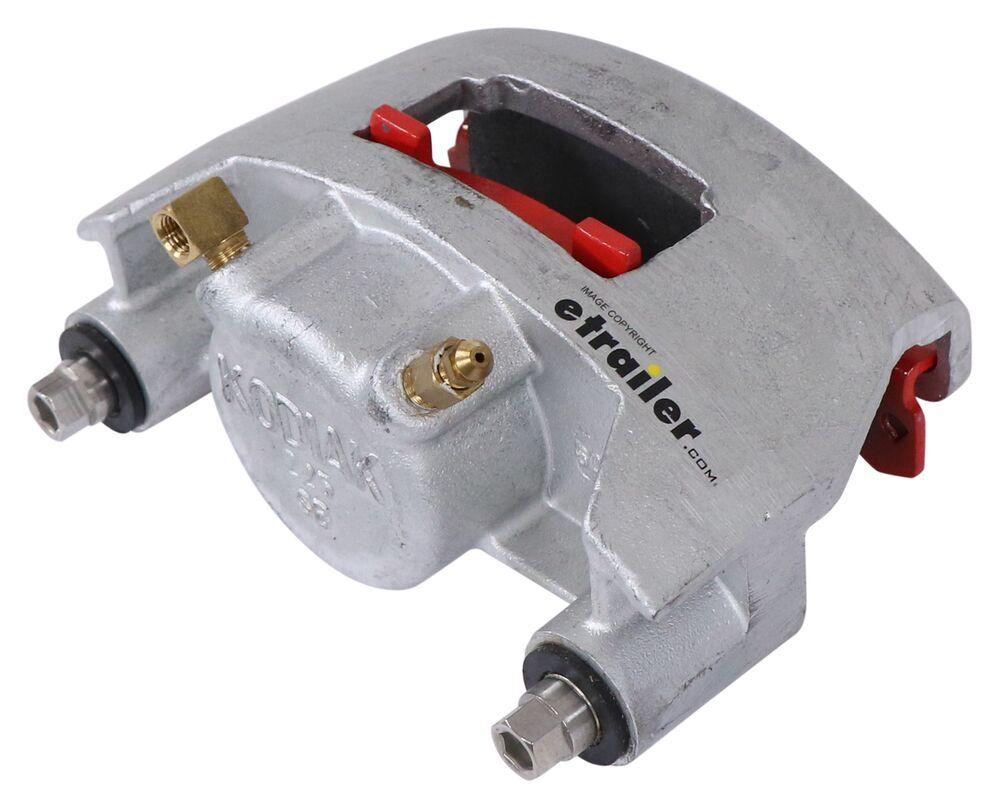 Kodiak Disc Brake Caliper - Dacromet - 2,000 lbs to 3,500 lbs Caliper KOD34FR