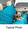 0  seat covers covercraft bucket seats pet pad bench protector - khaki