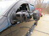 K Source Manual Towing Mirrors - KS3891 on 2016 Chevrolet Colorado