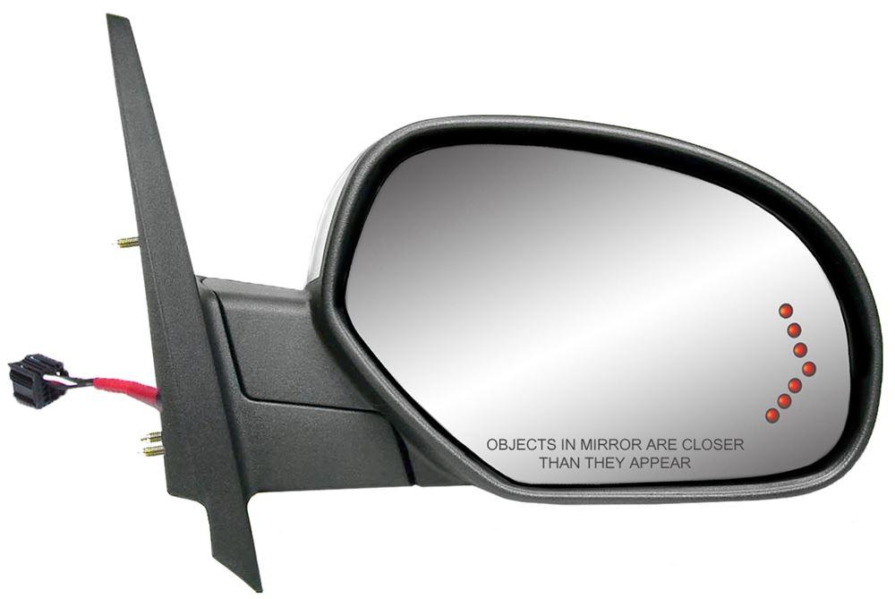 K Source Single Mirror Replacement Mirrors - KS62151G