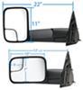 K Source Full Replacement Mirror - KS60113-114C