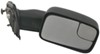 K-Source Custom Flip Out Towing Mirrors - Electric/Heat - Textured Black - Pair Pair of Mirrors KS60113-114C