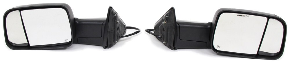 K Source Fits Driver and Passenger Side Towing Mirrors - KS60183-84C