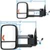 KS62075-76G - Electric K Source Full Replacement Mirror