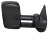 K-Source Custom Extendable Towing Mirrors - Manual - Textured Black - Pair Manual KS62077-78G
