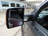 K-Source Custom Extendable Towing Mirrors - Electric/Heat w Turn Signal - Textured Black - Pair Custom Fit KS70103-04T on 2018 Toyota Tundra