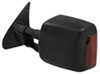 K-Source Custom Extendable Towing Mirrors - Electric/Heat w Turn Signal - Textured Black - Pair Electric KS70103-04T