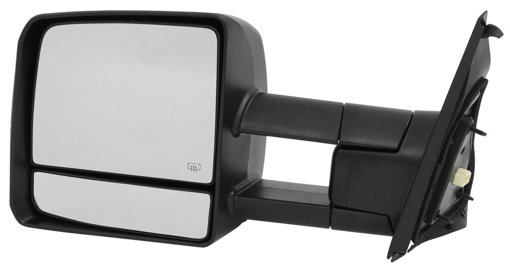 KS70104T - Black K Source Replacement Towing Mirror