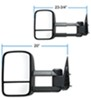 KS70131-32T - Pair of Mirrors K Source Full Replacement Mirror