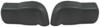 K Source Custom Fit Towing Mirrors - KS80700