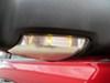 K Source Manual Towing Mirrors - KS80710 on 2009 Dodge Ram Pickup