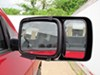 K Source Non-Heated Towing Mirrors - KS80710 on 2009 Dodge Ram Pickup