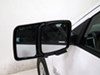 KS80710 - Custom Fit K Source Snap-On Mirror on 2016 Ram 1500
