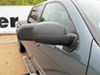 K-Source Snap & Zap Custom Towing Mirrors - Snap On - Driver and Passenger Side Non-Heated KS80900 on 2013 Chevrolet Silverado