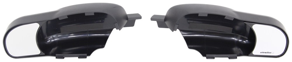 K-Source Snap & Zap Custom Towing Mirrors - Snap On - Driver and Passenger Side Manual KS80900