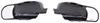 K-Source Snap & Zap Custom Towing Mirrors - Snap On - Driver and Passenger Side Fits Driver and Passenger Side KS80900