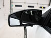 K Source Manual Towing Mirrors - KS80910 on 2014 Chevrolet Silverado 1500