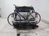 2014 jeep compass hitch bike racks kuat tilt-away rack 2 bikes on a vehicle