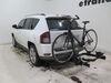 2014 jeep compass hitch bike racks kuat platform rack fits 2 inch on a vehicle