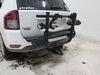 2014 jeep compass hitch bike racks kuat tilt-away rack fits 2 inch ku84fr