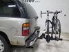 0  hitch bike racks kuat platform rack 2 bikes transfer v2 for - inch hitches wheel mount