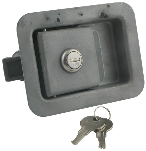Redline Flush Latch Trailer Door Latch - L1930
