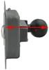 L1930 - Flush Latch Redline Trailer Door Latch