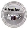 "Valterra Deadbolt Lock for RVs - Single Cylinder - Stainless Steel - 5/8"" Throw L32CS3008"
