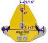 lippert trailer leaf spring suspension equalizer upgrade kit double eye springs lc145546