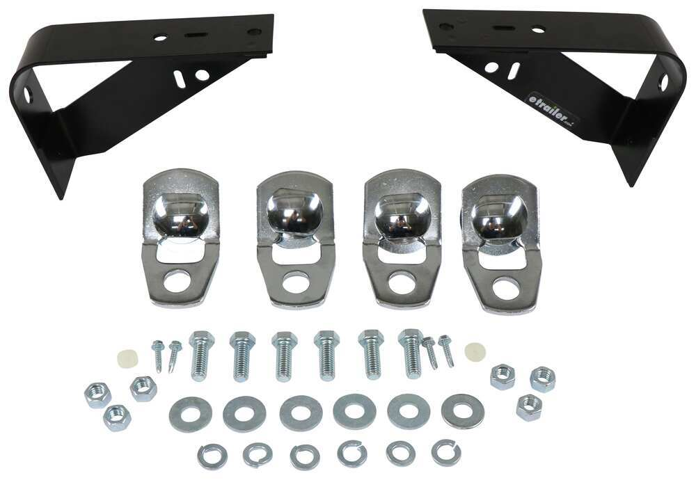 HappiJac Front and Rear Tie-Downs - LC182860
