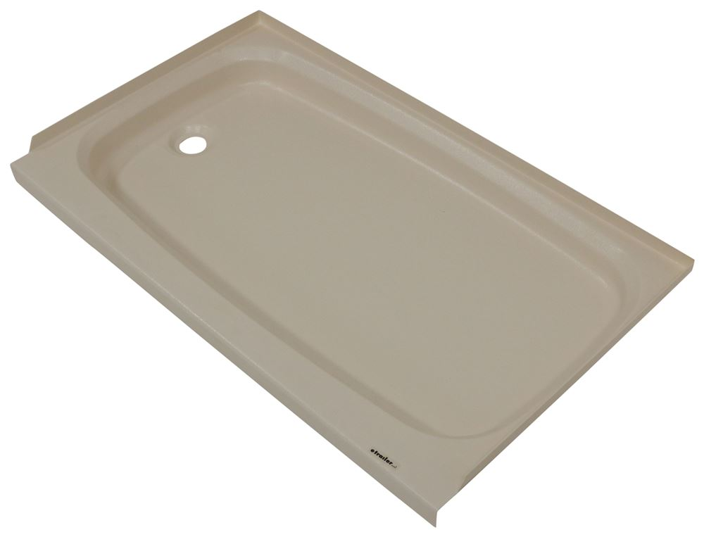 LC209498 - Parchment Lippert Components RV Showers and Tubs