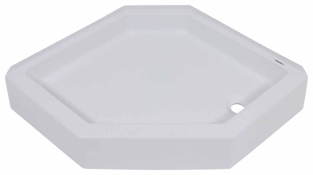 LC209744 - Shower Pans Lippert Components RV Showers and Tubs