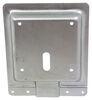 295-000017 - Mounting Plate Global Link Baggage Door