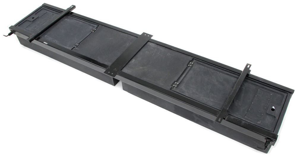 "Lippert Underchassis Double Bin Storage Unit for RVs - 99-1/2"" Long 99-1/2 Inch Long LC236558"
