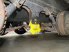 Equa-Flex Cushioned Equalizers - Double Eye Springs - Tandem Axle - 6K to 8K 7-1/2 Inch Long LC279688 on 2005 K-Z New Vision