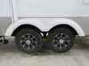 Equa-Flex Cushioned Equalizers - Double Eye Springs - Tandem Axle - 6K to 8K Equalizer Upgrade Kit LC279688 on 2005 K-Z New Vision